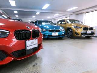 BMW Premium Selection品川の写真3