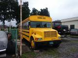 インターナショナル スクールバス 右ハンドル車両