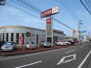 徳島トヨタ自動車(株) アトラツインU-CarShopの写真1