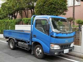 日野自動車 デュトロ border=