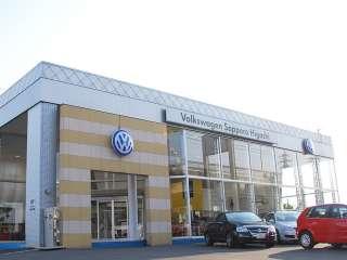 Volkswagen 札幌東の写真1