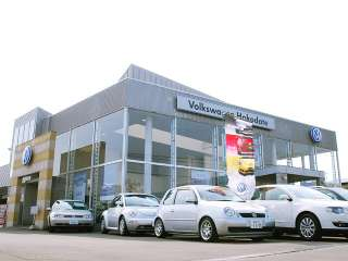 Volkswagen 函館の写真1