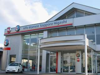Alfaromeo 札幌東の写真1