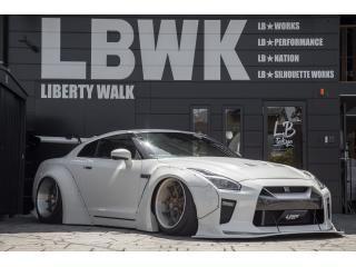 日産 GT-R R35 LB-WORKS Fullcomplete Type1.5