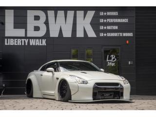 日産 LB-WORKS type1 GTR R35 Complete