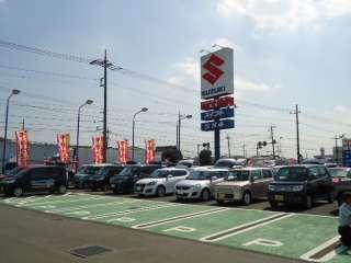 (株)スズキ自販埼玉 スズキアリーナ越谷の写真2
