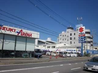 (株)スズキ自販京都 スズキアリーナ城陽の写真1