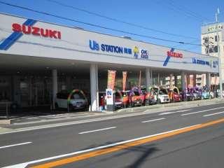 (株)スズキ自販京都 U's STATION 舞鶴の写真1