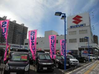 (株)スズキ自販千葉  U's STATION幕張の写真