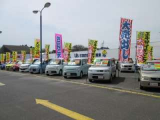 (株)スズキ自販鹿児島U's STATION鹿屋東の写真3