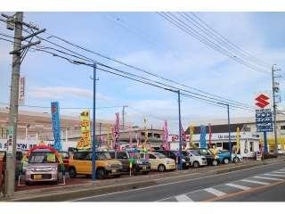 (株)スズキ自販長野 U's STATION浅間の写真1