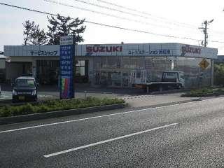 (株)スズキ自販浜松 U's STATION浜松南の写真1
