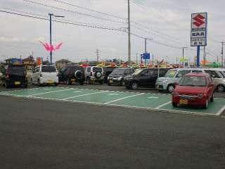 (株)スズキ自販浜松 U's STATION浜松南の写真2