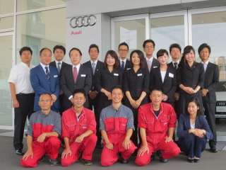 Audi ApprovedAutomobile 名古屋西の写真3