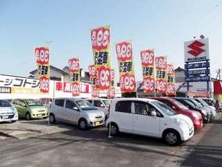 100円レンタカー宇部インター店の写真2
