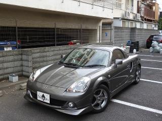 トヨタ MR-S