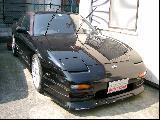 日産 180SX タイプX 5速マニュアル