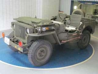 フォード jeep GPW
