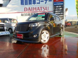 トヨタ bB Z-Qバージョン