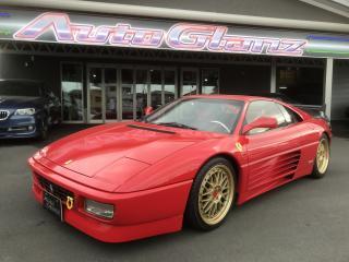 フェラーリ 348ts