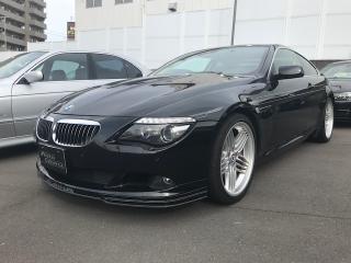 BMWアルピナ B6S クーペ スーパーチャージ