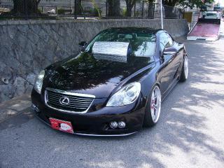 トヨタ レクサス SC430