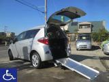 トヨタ ラクティス X 福祉車両 スローパー ドラ...