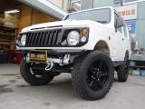 スズキ ジムニー 660バンA仕様ターボ4WD