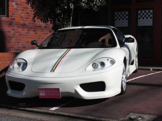フェラーリ 360チャレンジストラダーレ