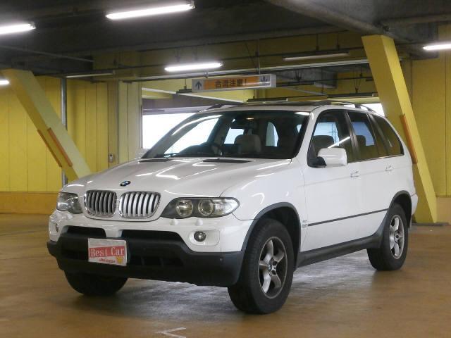 X5-3.0i_4WD_サンルーフ_アルミ_シートヒーター 画像1