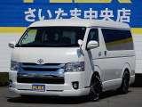 トヨタ ■ハイエースワゴン ワイド GL【アレンジA】
