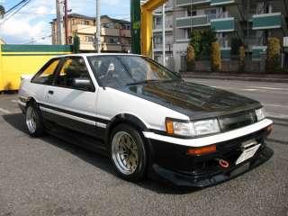 トヨタ カローラ レビン 2HT