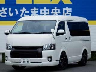 トヨタ 【試乗車】ハイエースワゴン