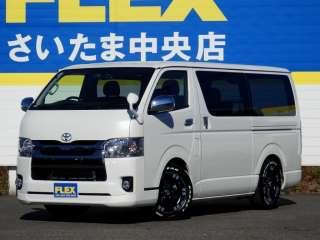トヨタ ■新車ハイエースバン ■