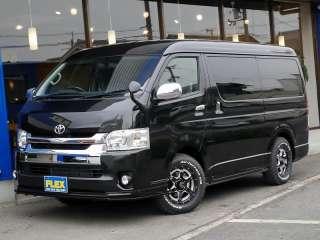 トヨタ ★4型・6AT★ハイエースワゴン