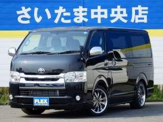 トヨタ ■新車ハイエースバン