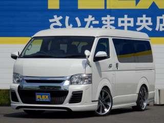 トヨタ ■新車ハイエースワゴン■