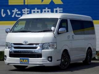 トヨタ ●新車ハイエースワゴン