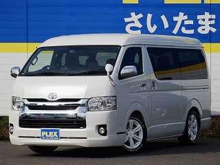 トヨタ ●ハイエースワゴン