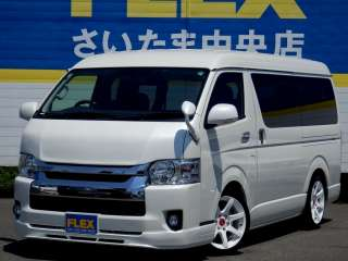 トヨタ ■ハイエースワゴン
