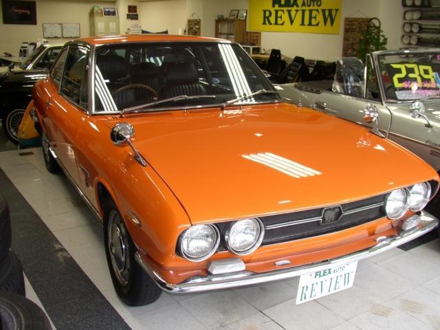 いすゞ いすゞ 117クーペ 中古 : cartown.jp