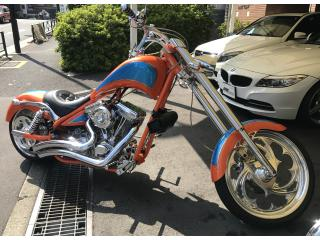 Ness Motorcycles Chopper