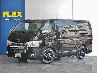 トヨタ 新車4型ハイエース