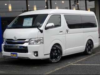 トヨタ ★4型・6AT★ ハイエースワゴン
