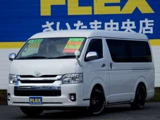 トヨタ ★新車 ハイエース