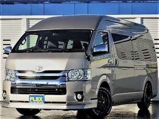 トヨタ ■新車ハイエースワゴン