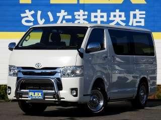トヨタ ■ハイエースバン